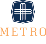 Metro Blinds Logo