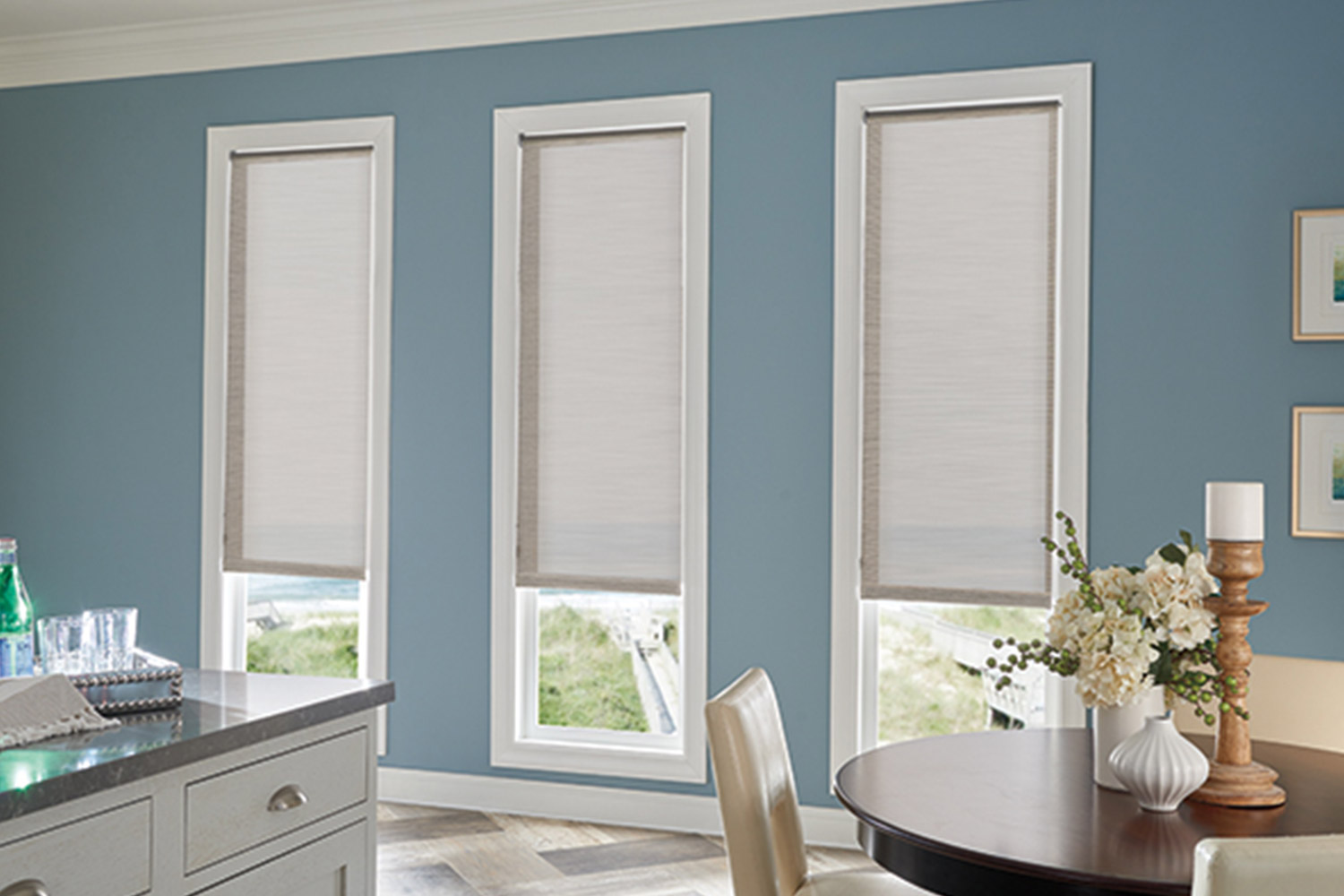 Solar Shades Metro Blinds