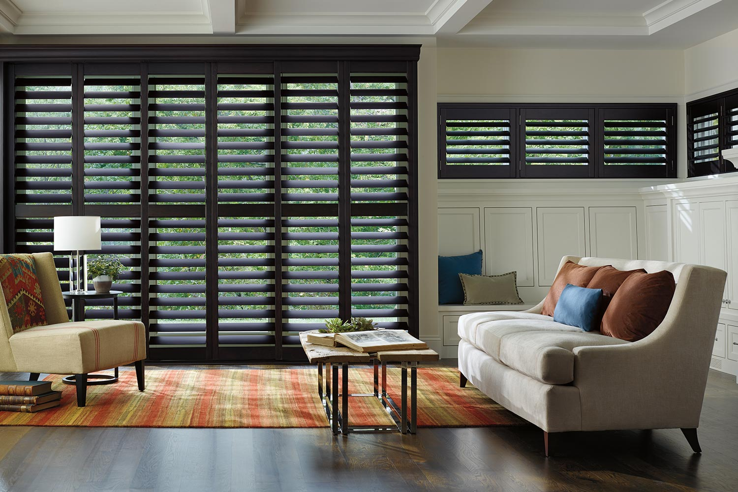 Wood Plantation Shutters – Metro Blinds