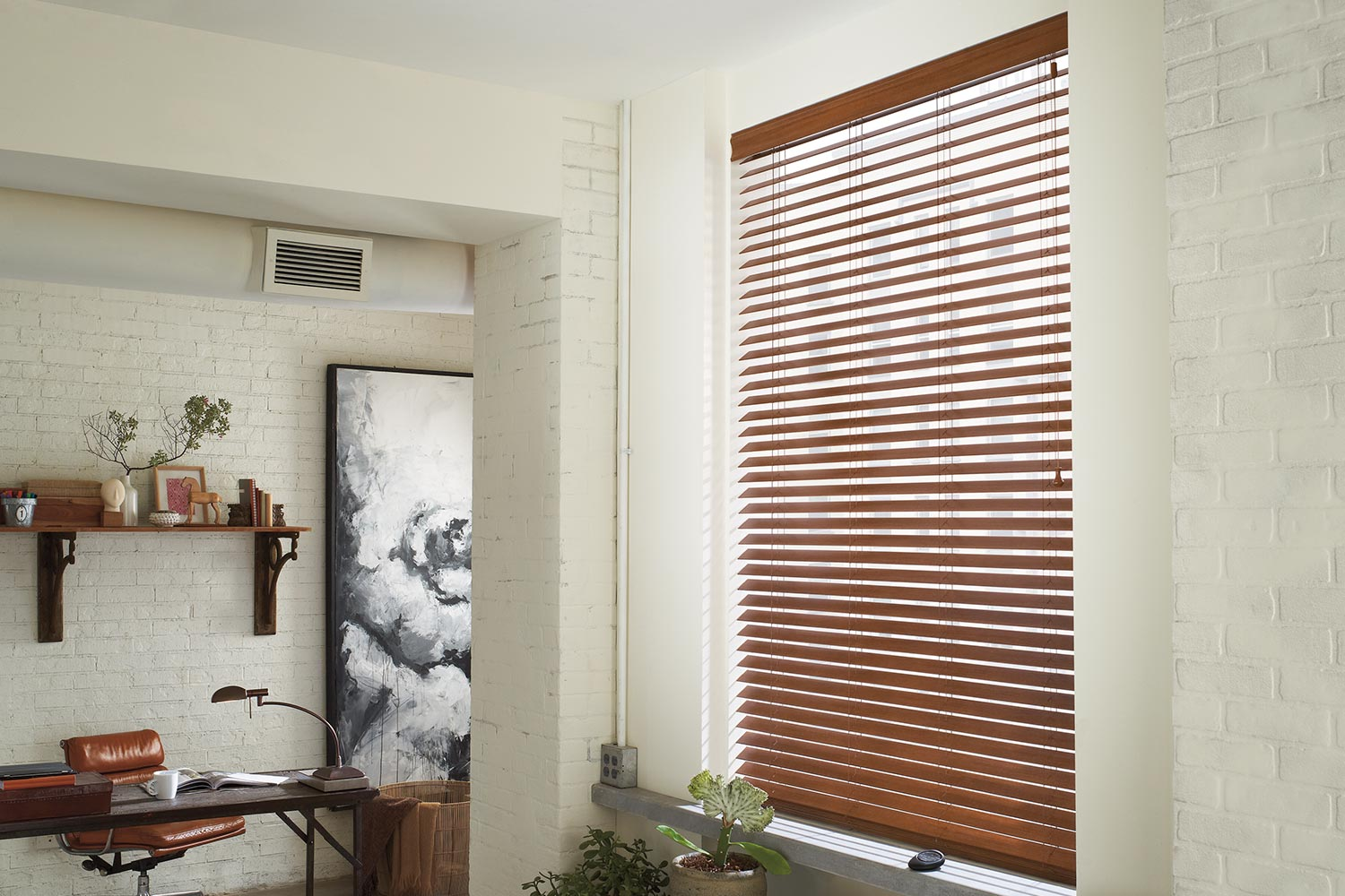 Faux Wood Blinds Metro Blinds