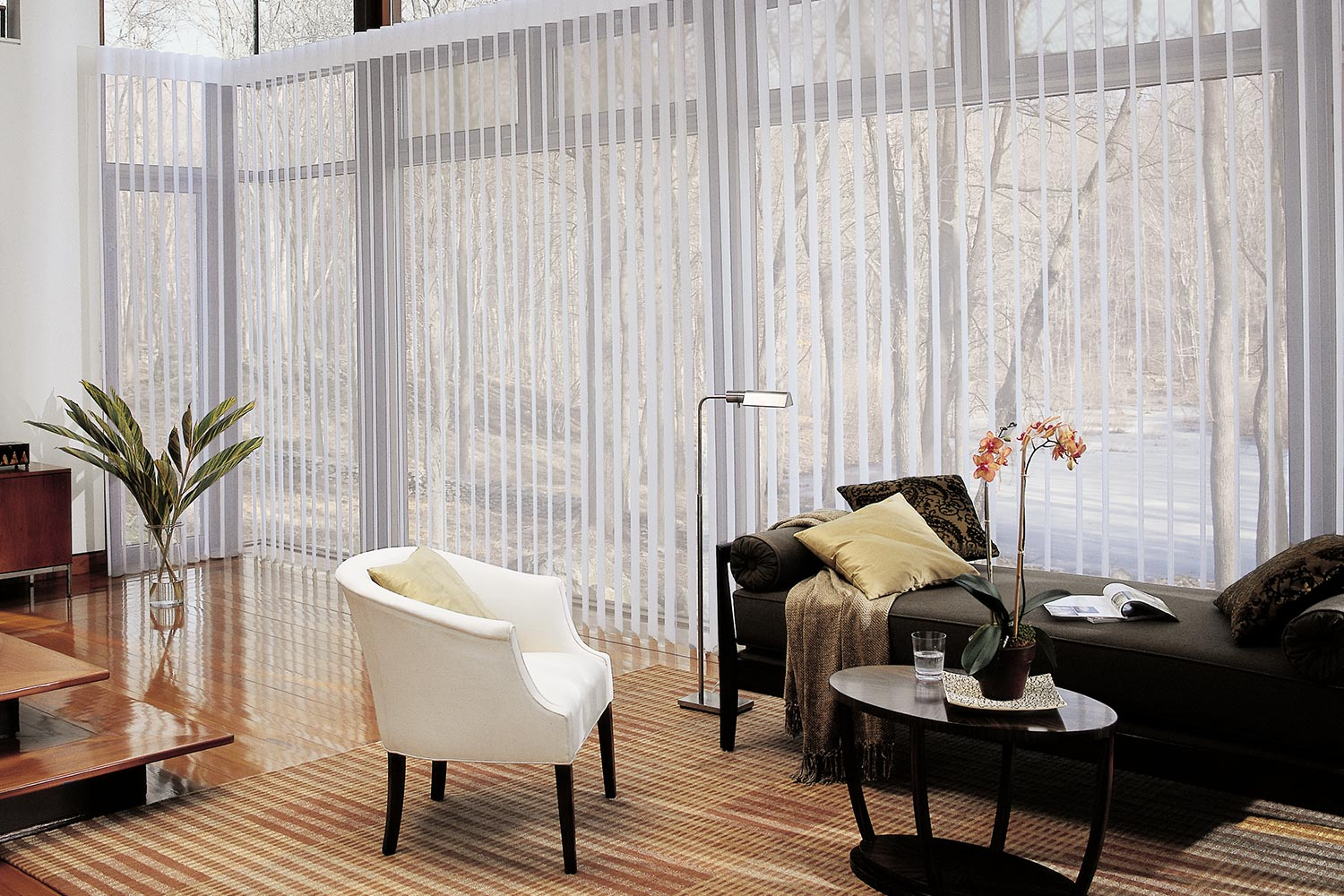 Sheer Vertical Blinds Metro Blinds