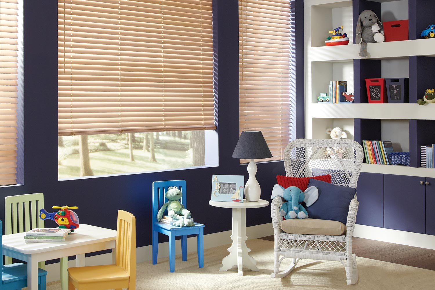 Wood Blinds Metro Blinds