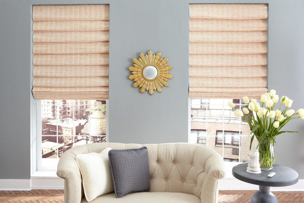 Panel Track Shades Metro Blinds