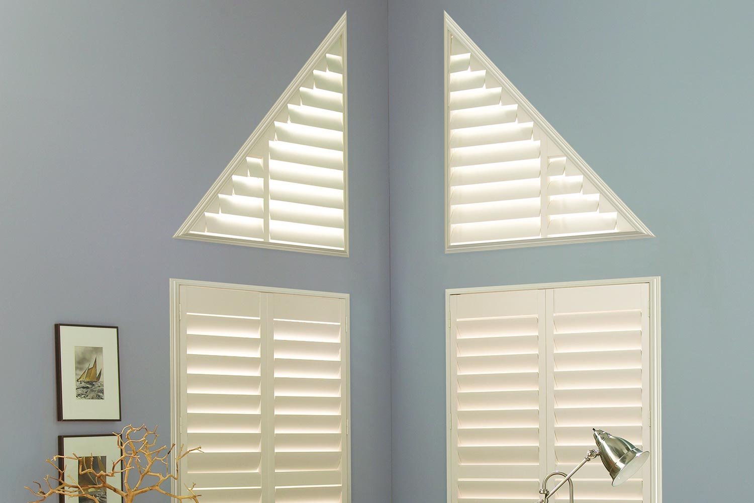 Specialty Shutters Metro Blinds